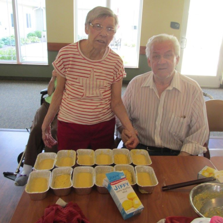 life enrichment Annandale village offers families the security of knowing their loved one will be provided a well-rounded life experience – with opportunities for success and growth in all areas, – daily.